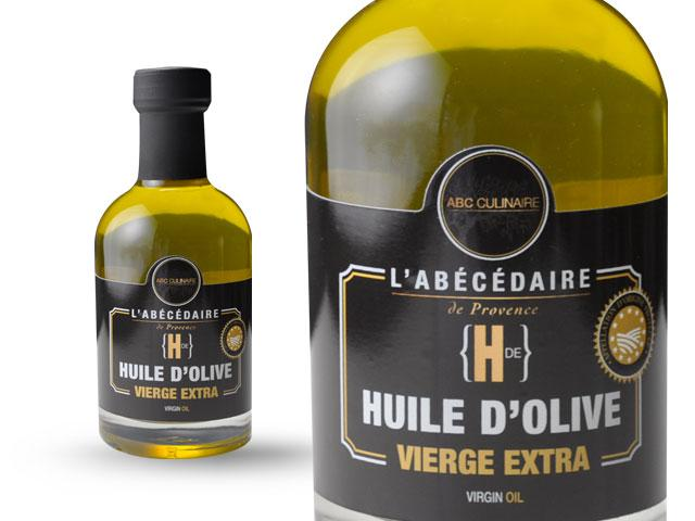 Huile d'olive vierge extra Aix-en-Provence