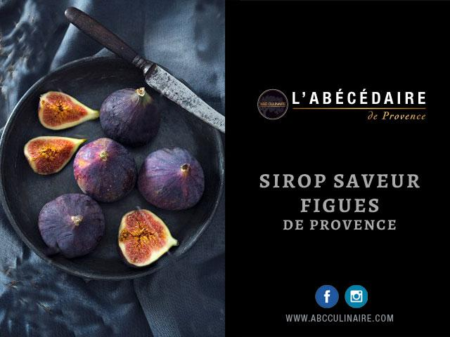 Sirop figues